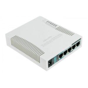 Wi-Fi роутер MikroTik RB951G-2HnD