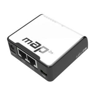 Wi-Fi Роутер MikroTik RouterBoard mAP-2n RBmAP2n