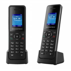 Grandstream DP720 — IP DECT трубка