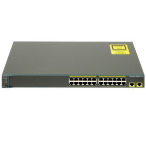 Коммутатор Cisco Catalyst WS-C2960-24TT-L